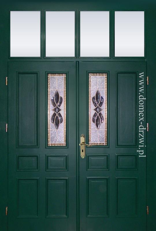 Bardzo dobra Numer katalogowy 130 - Drzwi zewnętrzne - DOMEX RN44