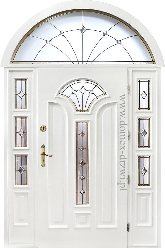 Zaawansowane Numer katalogowy 212 - Drzwi zewnętrzne - DOMEX EW03